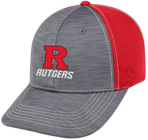 Top of the World Adult Rutgers Scarlet Knights Upright Performance One-Fit Cap