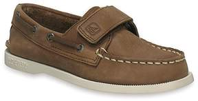 Sperry Boys' A/O Leather Boat Shoes - Toddler