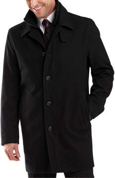 Jf J.Ferrar Double Knit Collar Men's Jacket