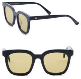 Gentle Monster Finn 50MM Wayfarer Sunglasses