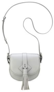 Anne Klein Katie Leather Crossbody Bag