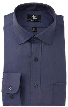 Dockers Non-Iron Textured Classic Fit Dress Shirt