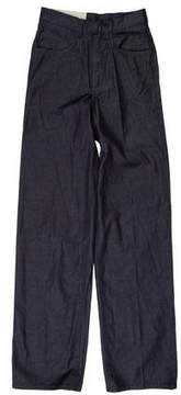 BLK DNM High-Rise Flared Jeans w/ Tags