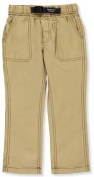 Carter's Little Boys' Toddler Cotton Twill Pants (Sizes 2T - 5T) - khaki, 2t