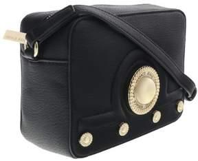 Versace EE1VRBBL4 Black Shoulder Bag