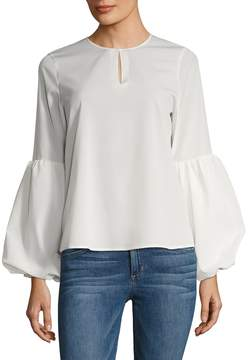 Ava & Aiden Women's Blouson Cotton Top