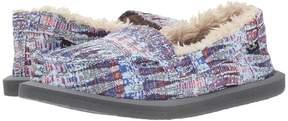 Sanuk Shorty Ice Chill Women's Slip on Shoes