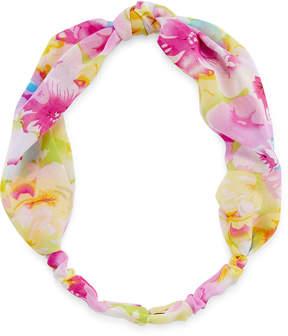Carole Floral Love Knot Headband
