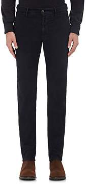 Incotex Men's Stretch-Cotton Slim-Fit Trousers