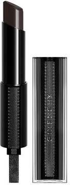 Givenchy Rouge Interdit Vinyl Lipstick, Noir Révélateur (Black)