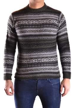 Meltin Pot Men's Multicolor Wool Sweater.