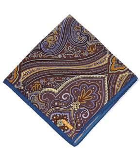 Daniel Cremieux Wow Paisley Silk Pocket Square