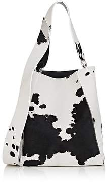 Calvin Klein Women's Cow Hair Bucket Bag