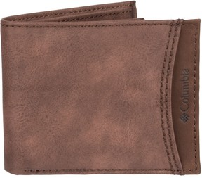 Columbia Men's RFID-Blocking Extra Capacity Bifold Wallet