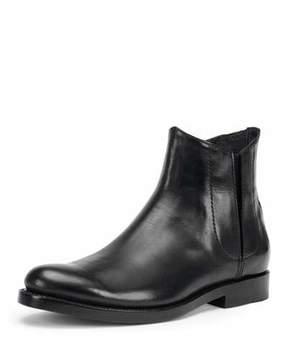 Frye Men's Jet Chelsea Boot, Black