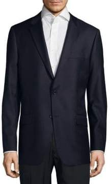 Hickey Freeman Worsted Wool Sportcoat