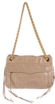 Rebecca Minkoff Leather Swing Bag - NEUTRALS - STYLE