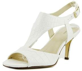 Style&Co. Style & Co Saharii Open Toe Synthetic Sandals.