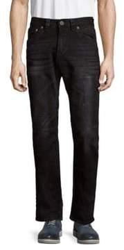 Affliction Crinkle Print Jeans