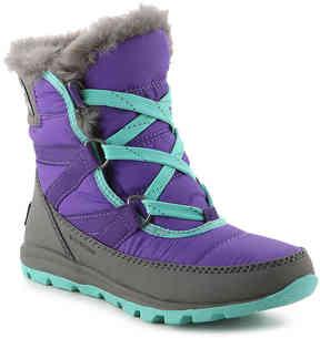 Sorel Girls Whitney Youth Snow Boot