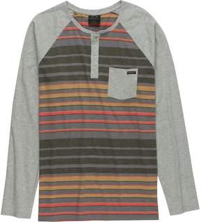 Oakley Howzit Henley Shirt