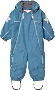 Molo Blue Mountain Pyxis Baby Snowsuit