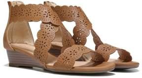 XOXO Women's Archie Wedge Sandal