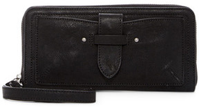 Lucky Brand Liza Leather Wristlet