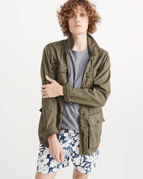 Abercrombie & Fitch Safari Jacket