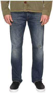 Mavi Jeans Zach Classic Straight Leg in Foggy Belltown Men's Jeans