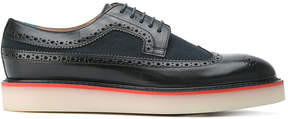 Paul Smith platform brogues