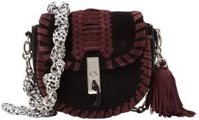 Altuzarra Black Suede Handbag