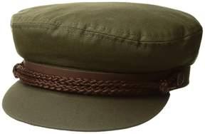Brixton Fiddler Cap Caps