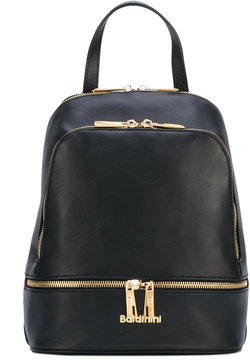 Baldinini zip backpack
