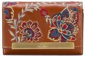Patricia Nash Provencal Escape Embroidery Collection Cametti Wallet