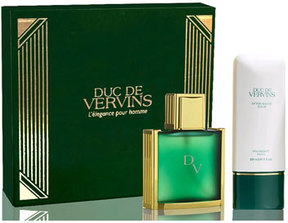 Houbigant Paris Duc De Vervins Boxed Fragrance Gift Set