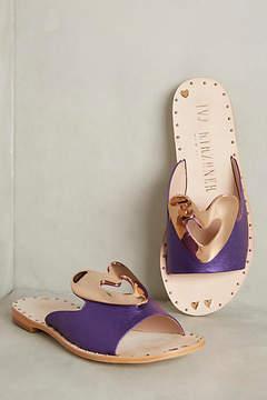 Ivy Kirzhner Heart Slide Sandals