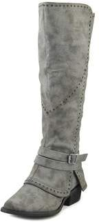 Not Rated Yoko Women Round Toe Synthetic Knee High Boot.