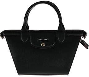 Longchamp Le Pliage Héritage Small Handbag - BLACK - STYLE