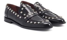 Carven Studded Odeon Loafers