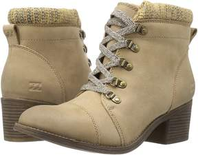 Billabong Outer Limits Women's Lace-up Boots