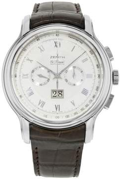Zenith Chronomaster XXT Grande Date 03.1260.4010 Stainless Steel Automatic 45mm Mens Watch