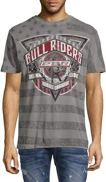 Affliction Men's RBR Rawhide Cotton Tee