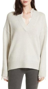 Brochu Walker Women's Kali Lace Looker Sweater