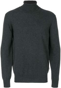 Eleventy cashmere roll-neck jumper