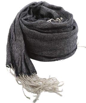 Woolrich Wool Linen Scarf