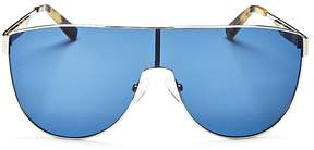 KENDALL + KYLIE Sasha Shield Sunglasses, 65mm
