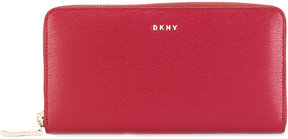 Donna Karan zip around wallet