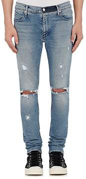 RtA Men's Distressed Skinny Jeans