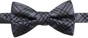 Ryan Seacrest Distinction Men's Studio Plaid Pre-Tied Silk Bow Tie, Created for Macy's
